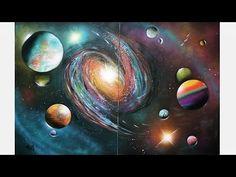Vortex Galaxy by: Trasher - YouTube