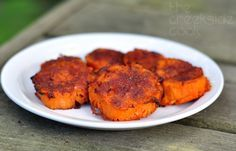 crash hot sweet potatoes from the creekside cook
