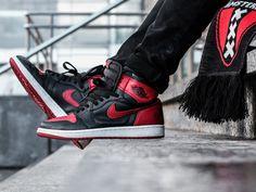 Nike Air Jordan 1 Bred (by ginogold)