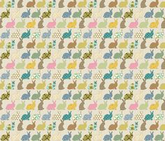 SPOONFLOWER....fabric designed by independent designers, not big name designers.  Anyone can join Spoonflower and create their own fabric.