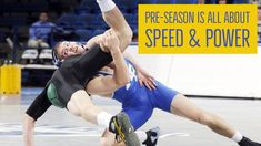 Pre-Season is where wrestling workouts need to focus on speed and power development. It's never too late to start a formal off-mat training program. Wrestling Workout, Backyard Toys, Conditioning Workouts, Never Too Late, Jiu Jitsu, Workout Challenge, Training Programs, Toys For Boys, Strength Training