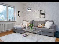 Como fazer a decoração de um apartamento pequeno de 40 m²