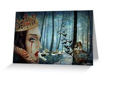 ''Forest of Regrets'' Greeting Card by Sandy Richter Dark Color Palette, Dark Colors, Framed Prints, Canvas Prints, Art Prints, Photo Composition, Regrets, Floor Pillows, Art Boards