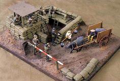 Checkpoint Vietnam War