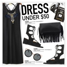 """""""Dress Under $50"""" by teoecar ❤ liked on Polyvore featuring Assouline Publishing, Erdem, Fiona Paxton and Dressunder50"""