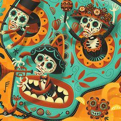 Tuzo's Steve Simpson Illustration