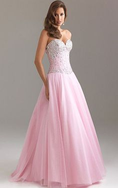 prom dresses 2013 | ... Moves 6439 Pink Strapless Ballgown Prom Dress 2013 by jerry.lan.779