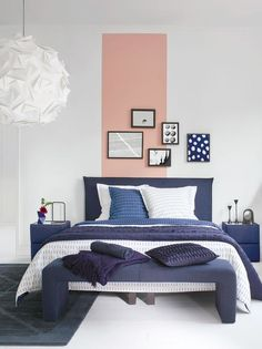 Room colors: learn how to choose with references and practical tips - Home Fashion Trend Home Decor Bedroom, Bedroom Wall, Interior Design Living Room, Girls Bedroom, Bedrooms, Bunk Bed With Desk, Room Paint, Room Colors, Home Decor Inspiration