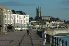 ~ Penzance ~ Cornwall ~ charming town by the sea ~ almost to Land's End ~ England ~