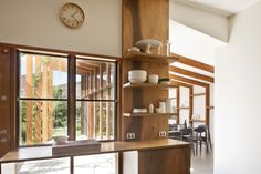 jacks house fmd architects 6 Jacks House: A House Bursting at the Seams Gets a New Timber Gusset