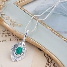 https://glamoright.myshopify.com/collections/necklace/products/doreenbeads-handmade-necklace-antique-silver-color-feather-green-gem-stone