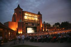 Starlight Theatre is a 7,958-seat outdoor theatre in Kansas City, Missouri, United States that presents Broadway shows and concerts. Description from snipview.com. I searched for this on bing.com/images