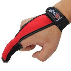 Single Finger Protector Gloves For Fishing Fishermen One Finger Surfcasting Non-Slip Glove Useful Fishing Tools