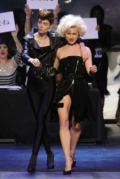 Madonna like Galiano