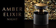 """Amber Elixir Night -  A Nova Fragrância Oriflame - Vem aí o dia da Mulher...  Descobre o Aroma sedutor para uma noite apaixonante...    ...A Noite Pertence aos Apaixonados…  """"Enquanto a noite cai, um elixir mágico perfuma a sua pele e o seu lado"""