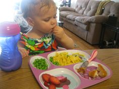 What and How to Feed a Toddler Part 2