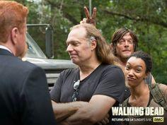 Daryl...Sasha