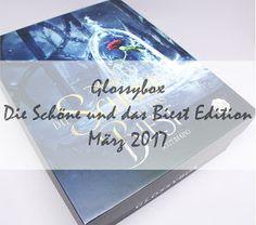 Glossybox - Die Schöne und das Biest Edition - März2017 Books, Beauty And The Beast, World, Nice Asses, Libros, Book, Book Illustrations, Libri