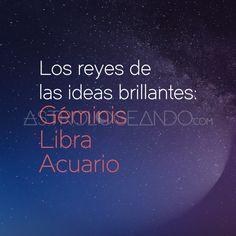 #Géminis #Libra #Acuario #Astrología #Zodiaco #Astrologeando
