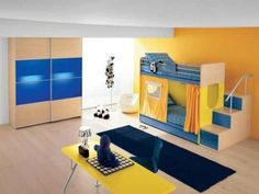 modern twin bed | Bunk Beds Modern Bed Design Kids Twin Kid S Bedroom - AxSoris.com