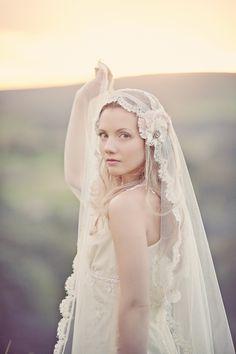 Dreamy Vineyard Bridal Inspiration Shoot | Bridal Musings (photo by Katy Lunsford)