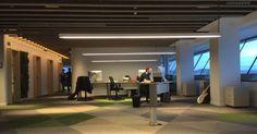 Oficinas innovadoras: #funcional y #ecológico http://grupolledo.blogspot.com.es/2016/04/una-oficina-funcional-y-eco-como-mandan.html