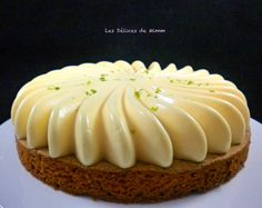 My lemon tart revisited - Les Délices de Mimm - Healthy Recipes 👩🍳 Easy Smoothie Recipes, Easy Smoothies, Snack Recipes, Dessert Recipes, Fancy Desserts, Lemon Desserts, Cupcakes, Coconut Recipes, Cookies Et Biscuits