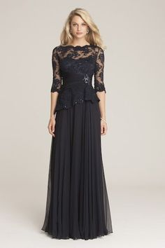 Lace mother of the bride dress,Long chiffon mother of the groom dresses,Half sleeves mother dress,Plus size mother dress,Evening gowns 2016 Cocktail Dresses Online, Evening Dresses Online, Evening Party Gowns, Cheap Evening Dresses, Womens Cocktail Dresses, Dress Online, Evening Outfits, Mob Dresses, Tea Length Dresses