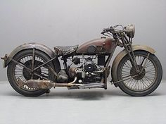 Douglas 1930 T6 600cc 2 cyl sv