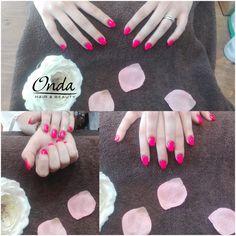 Uñas de gel - gel nails by Onda Beauty Team.   #Ondasalon #uñasdegel #gelnails #esteticaBarcelona #gelnailsBarcelona #acrylicnailsBarcelona #esteticaBarceloneta #centrodeesteticaBarcelona #Barcelona #centrodeesteticaBarceloneta #Barceloneta #barcelonetastyle