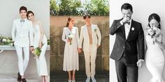 Elegant and All Natural 37 Korean Wedding Photos to Make Marriage Plans Next Summer, Wedding Poses, Wedding Photoshoot, Wedding Dresses, Promotional Model, Korean Wedding, Hazel Eyes, Makeup For Brown Eyes, Italy Wedding, Budget Wedding