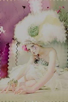 Pink, hair, Mary Kate Malat, beauty
