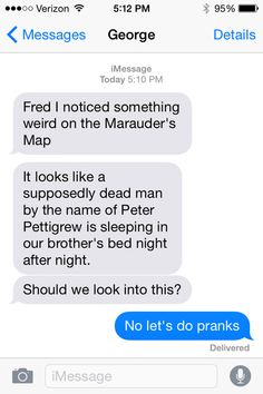 Probobly what happened. Harry Potter Texts, Harry Potter Marauders, Harry Potter Fandom, Harry Potter World, Harry Potter Pictures, Harry Potter Universal, Hogwarts, Slytherin Pride, Funny Texts