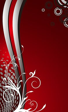White Background Wallpaper, Poster Background Design, Powerpoint Background Design, Creative Background, Red Wallpaper, Wallpaper Gallery, Red Background, Benfica Wallpaper, Cute Flower Wallpapers