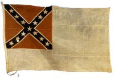 Headquarters flag of Gen. Jubal A. Early.