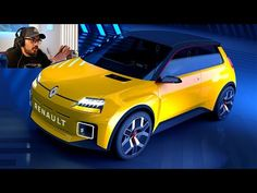 This is the Renault 5 CONCEPT and I have A LOT to say about it!! - YouTube Car Mods, Bmw, Concept, Vehicles, Youtube, Renault 5, Rolling Stock, Vehicle, Tools
