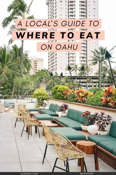 A local's guide to the best places to eat on Oahu, Hawaii. The best malasadas, shave ice, views, and more. Oahu Hawaii / Oahu Hawaii things to do in / Oahu Hawaii secrets / Oahu food guide / Oahu food restaurants / Honolulu Hawaii / Honolulu Hawaii things to do in / North Shore Oahu / Hawaii food guide / Oahu eats / best places to eat in Oahu / where to eat in Oahu / Waikiki Hawaii / #oahu #hawaii #foodguide #honolulu #waikiki Hawaii Travel Guide, Travel Tips, Travel Hacks, Travel Essentials, Budget Travel, Travel Guides, Honolulu Restaurants, North Shore Hawaii, Oahu Vacation