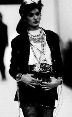 Chanel Fall/Winter 1991