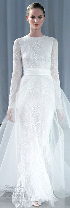 Winter wedding. Absolutely stunning