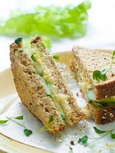 #sandwich # #egg #salad #breakfast #yummy #healthy #food