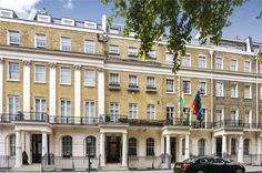 Views over Eaton Square, London, Eaton Square, Belgravia, London SW1W 9AA, UK - page: 1 #mansion #dreamhome #dream #luxury http://mansion-homes.com/dream/eaton-square-london/