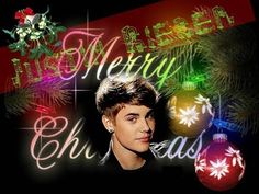 Justin Bieber 18 November 2012 -  Awards with beautiful Background Music of Mistletoe and Away in the Manger