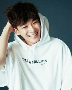 The World is in Peace because of Jongdae's smile.