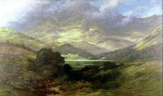 Schotse Hooglanden Gustave Doré