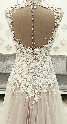 Wedding dress idea; Featured: Mark Tumang