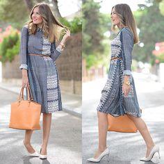 Helena C. - Dress Midi