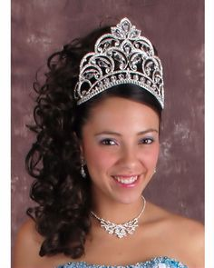 "Quinceanera Mall - 5"" Tiara"