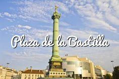Plaza de la Bastilla: La plaza, su columna y su ópera en París #paris #viajar #turismo #travel