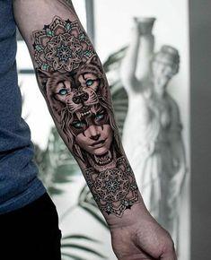 40 Tattoo Design - Page 23 of 30 - Tattoo Designs Sexy Tattoos, Body Art Tattoos, Hand Tattoos, Sleeve Tattoos, Tattoos For Women, Tattoos For Guys, Cool Tattoos, Tattos, Leg Tattoo Men
