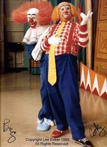 Bozo and Cookie